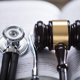 תמונת המחשה - רפואה ומשפט