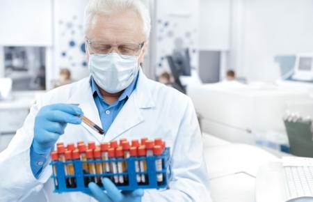 תוצאות בדיקות דם- תמונת המחשה