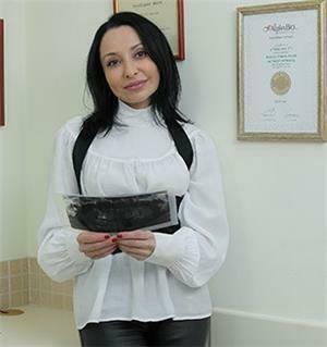 """ד""""ר אנה אסטליין קבקוב"""
