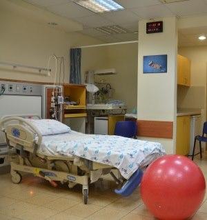 תמונה מעבודת מרכז רפואי וולפסון - חדרי לידה-1