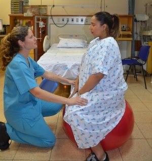 תמונה מעבודת מרכז רפואי וולפסון - חדרי לידה-4