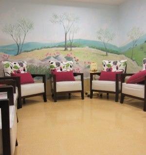 תמונה מעבודת בית חולים לניאדו - חדרי לידה-1