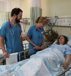 """תמונה מעבודת בית חולים רמב""""ם - חדרי לידה-1"""