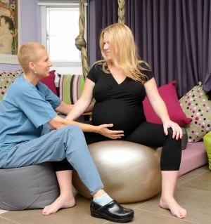 תמונה מעבודת בית חולים ליס (איכילוב) - חדרי לידה-2