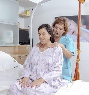 תמונה מעבודת מרכז רפואי רבין (בילינסון) - חדרי לידה-2