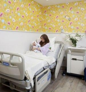 תמונה מעבודת מרכז רפואי רבין (בילינסון) - חדרי לידה-4