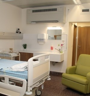 תמונה מעבודת מרכז רפואי מאיר - חדרי לידה-2