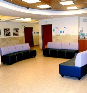 תמונה מעבודת מרכז רפואי סורוקה - חדרי לידה-1