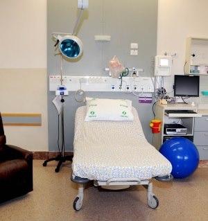 תמונה מעבודת מרכז רפואי סורוקה - חדרי לידה-2