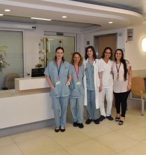 תמונה מעבודת מרכז רפואי כרמל - חדרי לידה-1