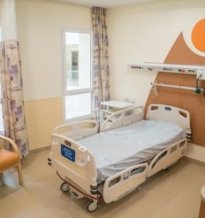 תמונה מעבודת מרכז רפואי לגליל - חדרי לידה-3