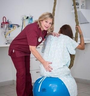 תמונה מעבודת בית חולים אסותא אשדוד - חדרי לידה-2