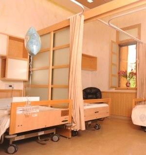 תמונה מעבודת מרכז רפואי שערי צדק - חדרי לידה-4