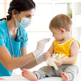 תמונת המחשה - רפואת ילדים