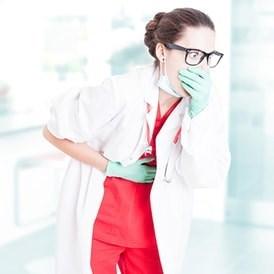 תמונת המחשה - מחלות זיהומיות