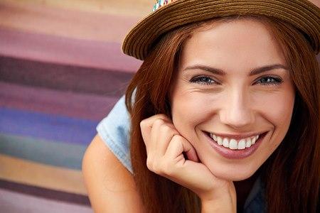 חיוך מושלם, כולם יכולים. אילוסטרציה: שאטרסטוק