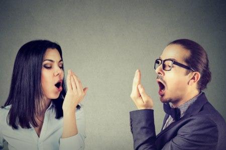 25% מאוכלוסיית העולם סובלת מתופעת ריח רע מהפה. צילום: שאטרסטוק