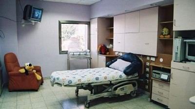 """חדר לידה בבי""""ח בלינסון (צילום: דוברות בלינסון)"""
