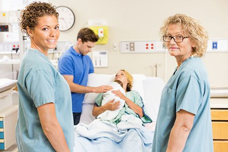 המשימה - לסייע לסיום מוצלח של כל לידה (אילוסטרציה shutterstock)