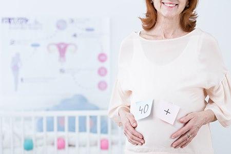תרומת ביצית להריון גם בגיל מבוגר (אילוסטרציה shutterstock)