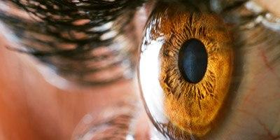 עיניים תותבות (אילוסטרציה)