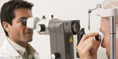 פגיעה בעין מחייבת בדיקה של רופא עיניים (אילוסטרציה shutterstock)