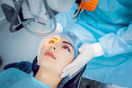 ניתוחי הלייזר עברו בשנים האחרונות שיפורים טכנולוגיים רבים. צילום: שאטרסטוק