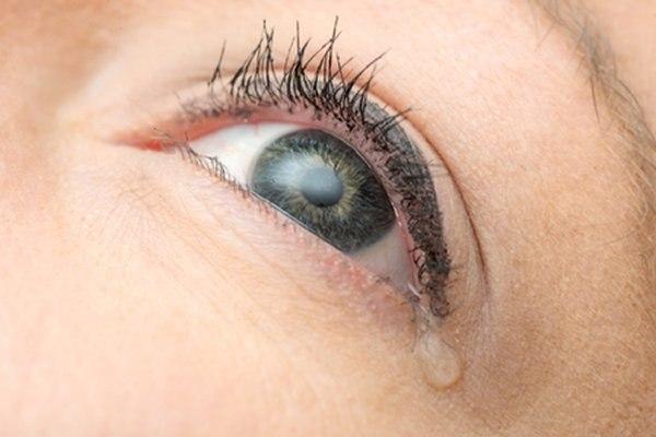 תופעת הדמעות המרובות מהעיניים היא שכיחה. צילום: שאטרסטוק
