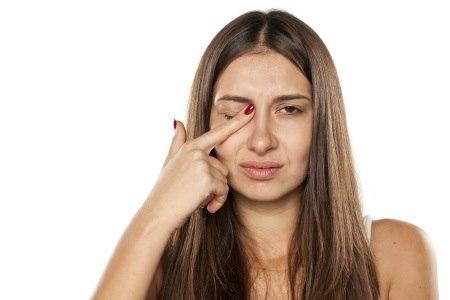 יובש בעיניים הוא הגורם השכיח ביותר לצריבה בעין. צילום: thinkstock