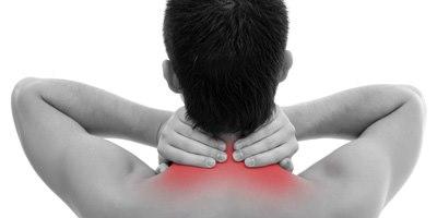 כאב בעמוד שדרה צווארי (אילוסטרציה shutterstock)
