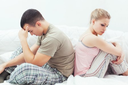 פערים בחשק המיני גורמים לתסכולים רבים. צילום: שאטרסטוק