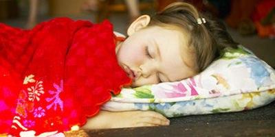 בעיות שינה בילדים