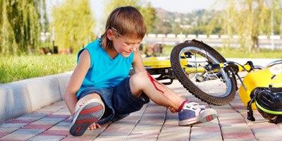 פציעות ילדים (אילוסטרציה)