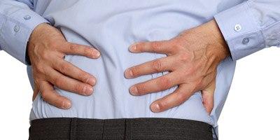 כאב גב כרוני (אילוסטרציה)