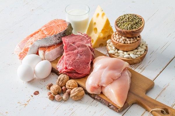 בעיה של צריכת חלבון בכמות לא מספקת מוכרת היטב אצל נשים. צילום: שאטרסטוק