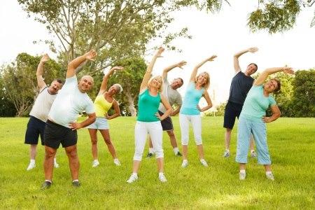 חשוב לטפח את איכות החיים והספורט, במיוחד כשמתבגרים. צילום: thinkstock