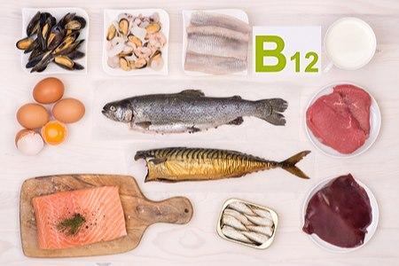 ויטמין B12. אחד החוסרים העיקריים אצל טבעונים. צילום: שאטרסטוק
