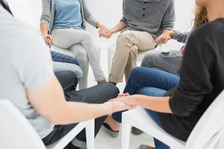 רוב שעות השהות בטיפול יום מוקדשות לטיפולים קבוצתיים. צילום: שאטרסטוק