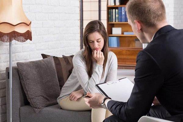 הטיפול היעיל ביותר היא פסיכותרפיה בשיטה הקוגניטיבית התנהגותית. צילום: שאטרסטוק