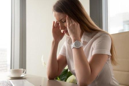 התקף חרדה הוא מצב של עליה חדה ועוצמתית ברמת החרדה. צילום: שאטרסטוק