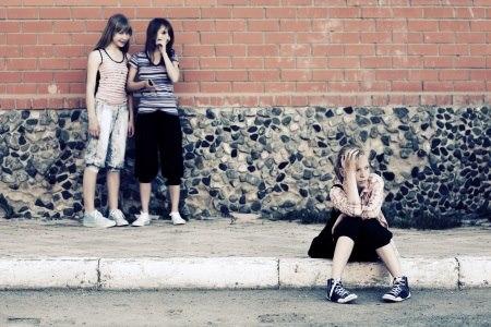 דיכאון ילדים יכול לנבוע כתוצאה מהתמודדות עם בריונות. צילום: thinkstock
