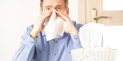 אלרגיה בפסח (אילוסטרציה)