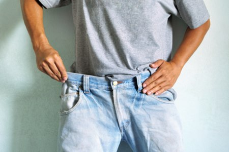 כריתה של חלקים מהמעי הדק מביאה לירידה ניכרת במשקל. צילום: שאטרסטוק