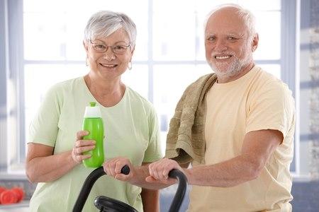 פעילות גופנית יכולה להגדיל בכ-5 שנים את תוחלת החיים. צילום: שאטרסטוק