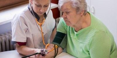 סיבוכי סוכרת אצל מבוגרים (אילוסטרציה)
