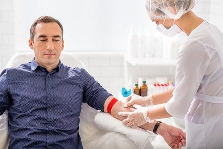 הבדיקה הינה בדיקת דם רגילה, ללא צורך בצום. צילום: שאטרסטוק