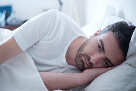 חסר בטסטוסטרון עלול להוביל להפרעות שינה. צילום: שאטרסטוק