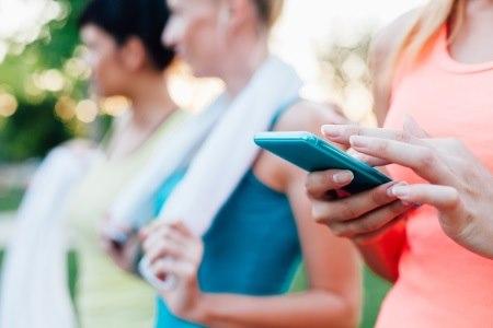 תכנית הפעילות של O2 כוללת ליווי אישי דרך אפליקציה ייחודית. צילום: thinkstock