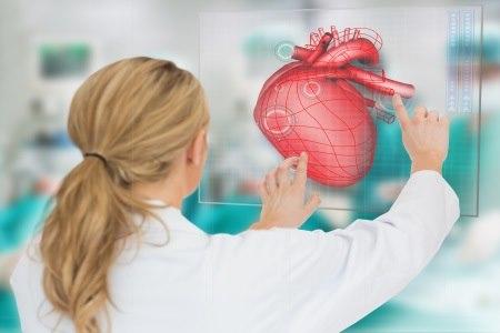 בדיקת מיפוי לב מספקת תמונת מצב של אספקת הדם לשריר הלב. צילום: thinkstock