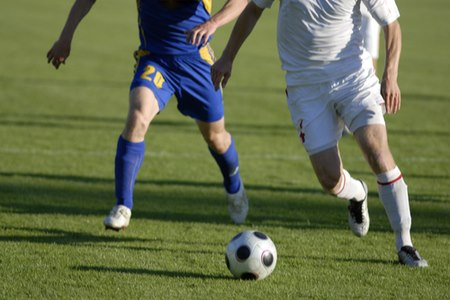 פובלגיה היא תופעה ממנה סובלים בעיקר כדורגלנים. צילום: שאטרסטוק